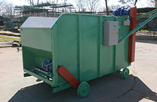 Motor Driven Cattle Feed Dispenser (UPTM 141.00.000)